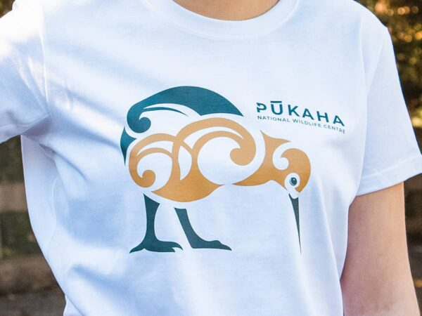 Kiwi Tshirt Graphic Pukaha Online Shop