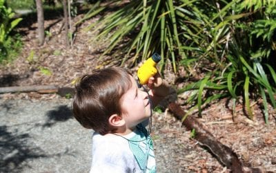 Get your Kids into Nature these School Holidays